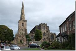 Astbury Church
