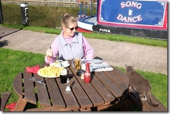 Pub Lunch, The Samuel Barlow