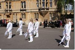 Jackstraws Morris: Oxford Folk Weekend