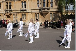 Jackstraws Morris: Oxford Folk Weekend