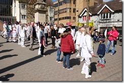 Jackstraws Morris & Friends: Oxford Folk Weekend