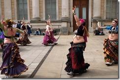 Ashmolean Belly Dancers