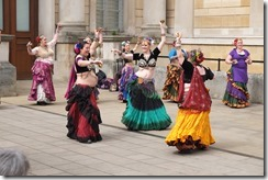 Ashmolean Belly Dancers
