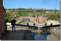 Napton Bottom Lock