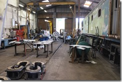 Cheddleton Workshop