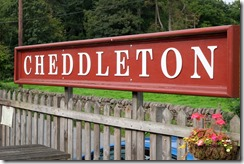 Cheddleton Station