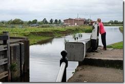 Cranfleet Flood Lock