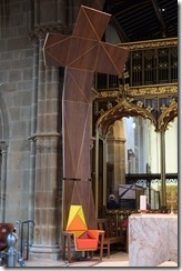 Bishop's Chair, Leicester Cathedral