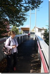 Castle Gardens Bridge