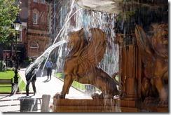 Town Hall Fountain