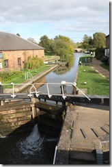 Braunston Lock