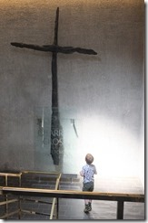 Coventry Cathedral: The Charred Cross