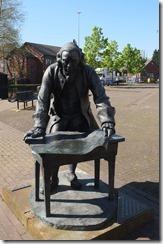 James Brindley, Coventry Basin